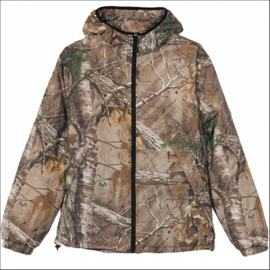 Realtree Insulated Hooded Jacket