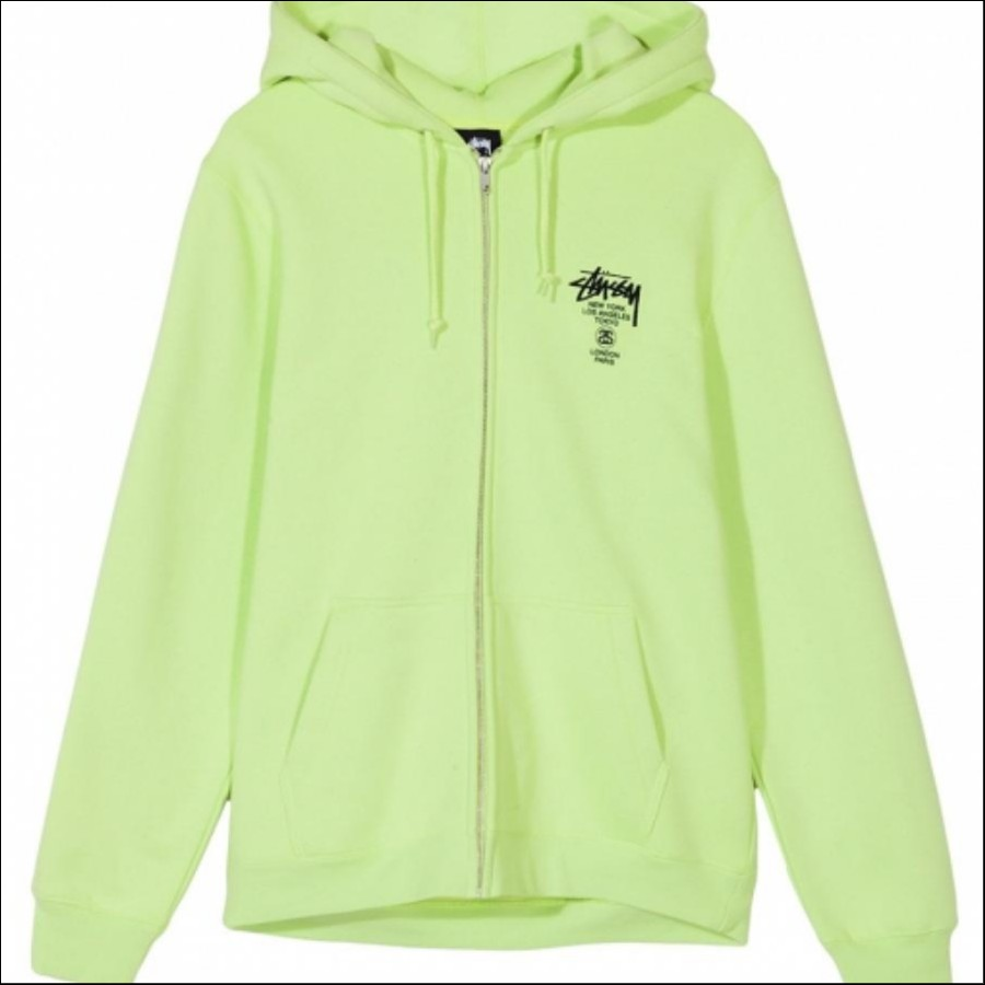 World Tour FA18 Zip Hood