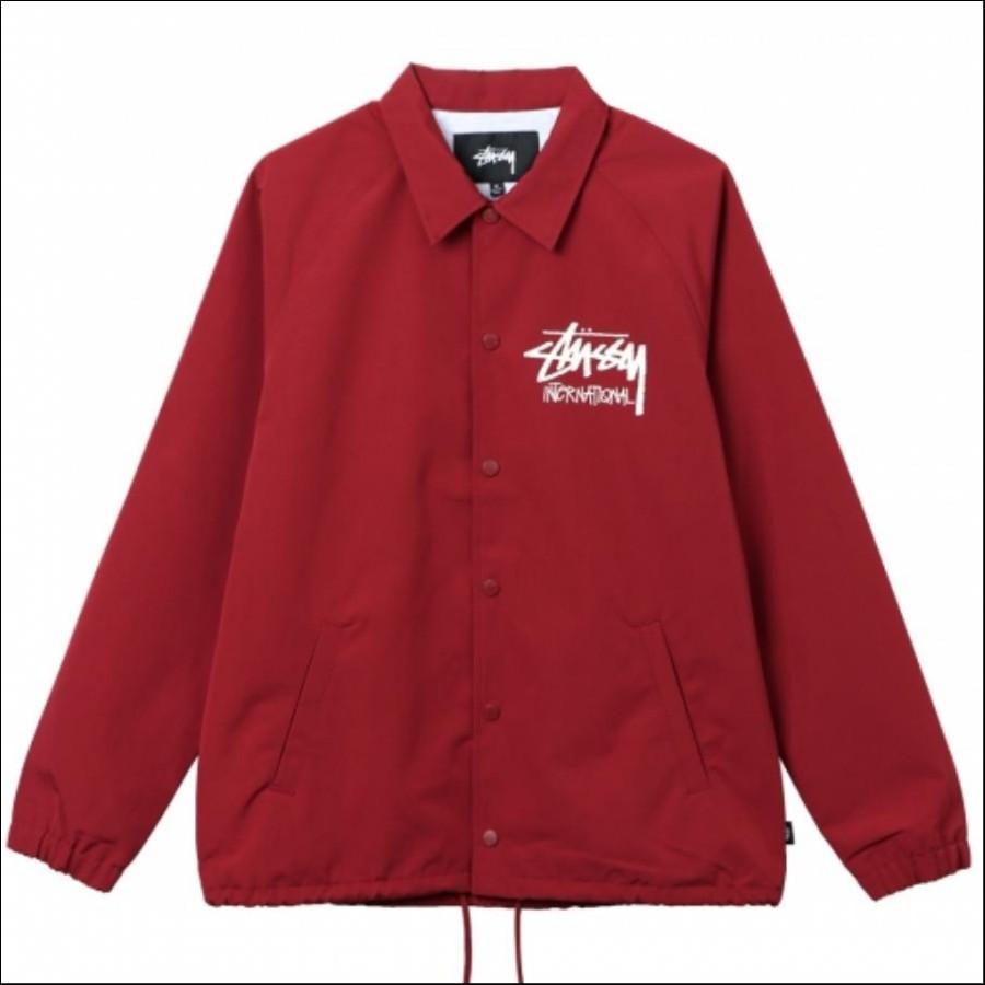 Stock International HO18 Coach Jacket