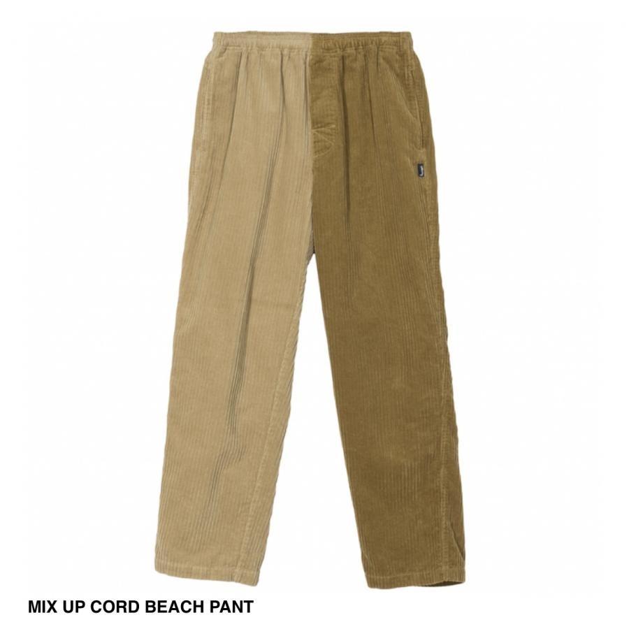 MIX UP CORD BEACH PANT