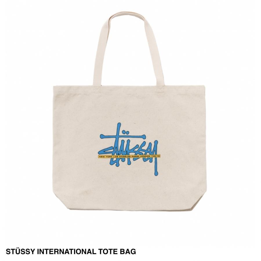 STÜSSY INTERNATIONAL TOTE BAG