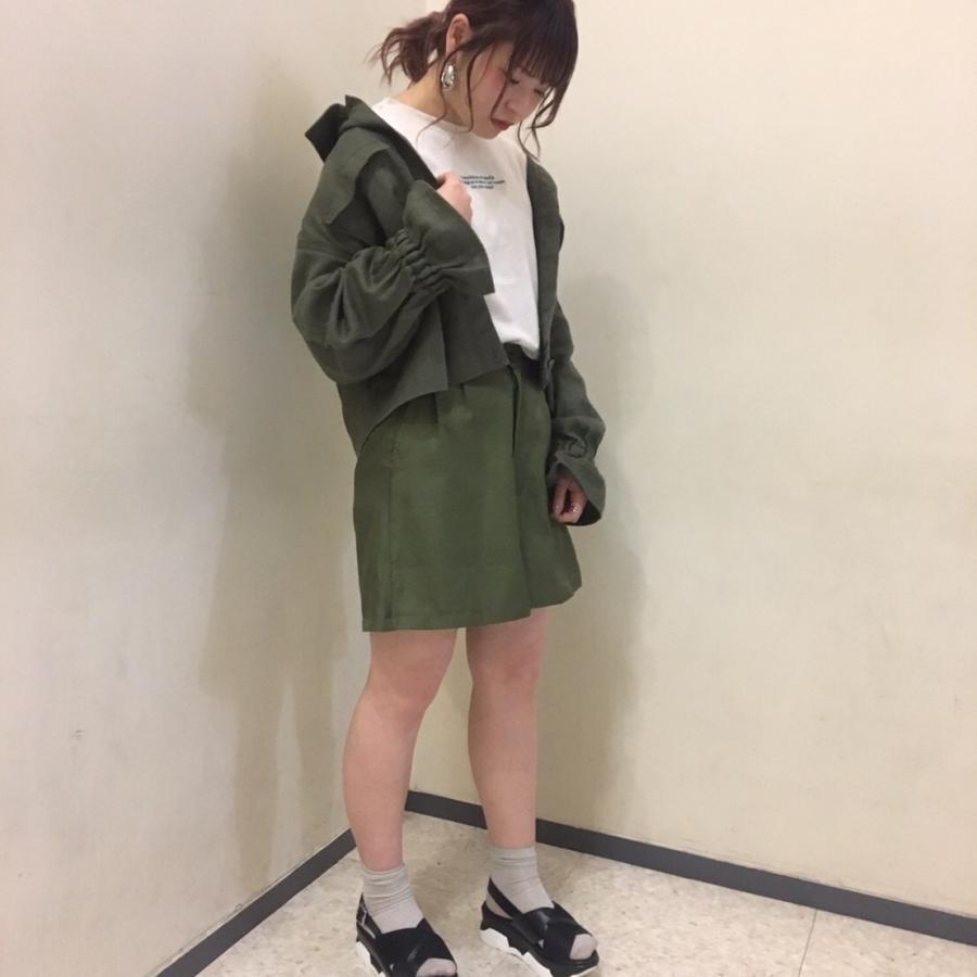 さらりとギマ☆ショートパンツ