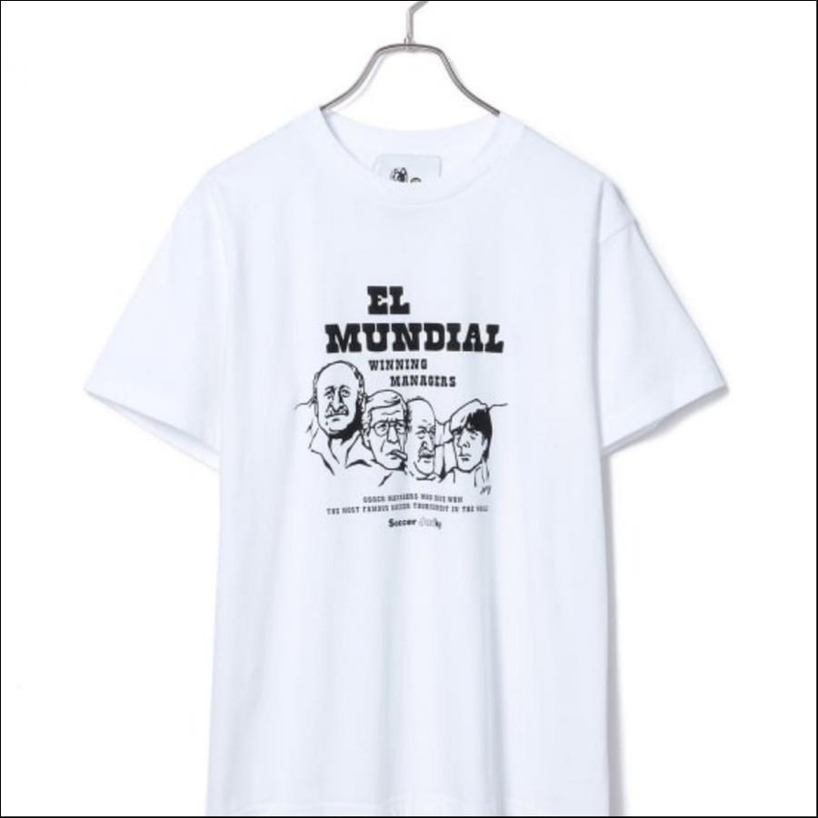 Soccer Junky コラボTシャツ