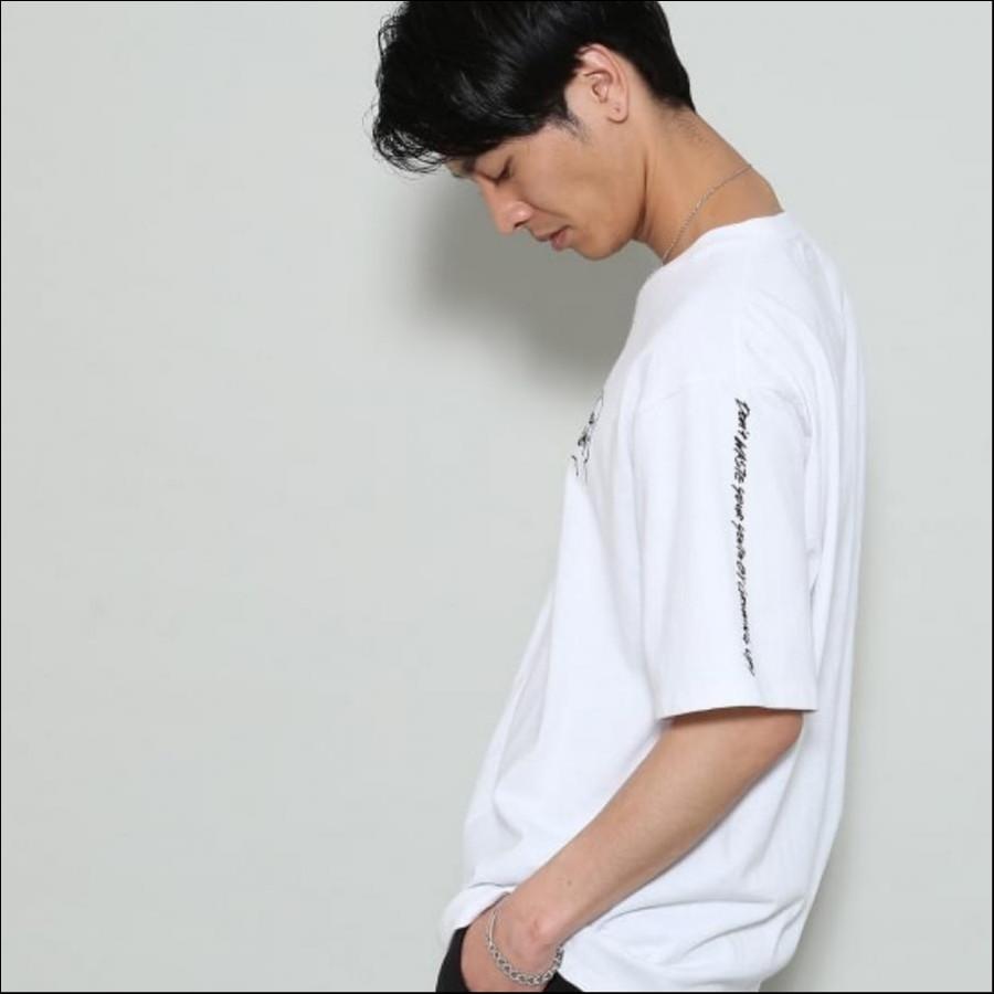 FRUIT OF THE LOOM by RYUJI KAMIYAMA×JUNRed コラボTシャツ (NO POEM TODAY)
