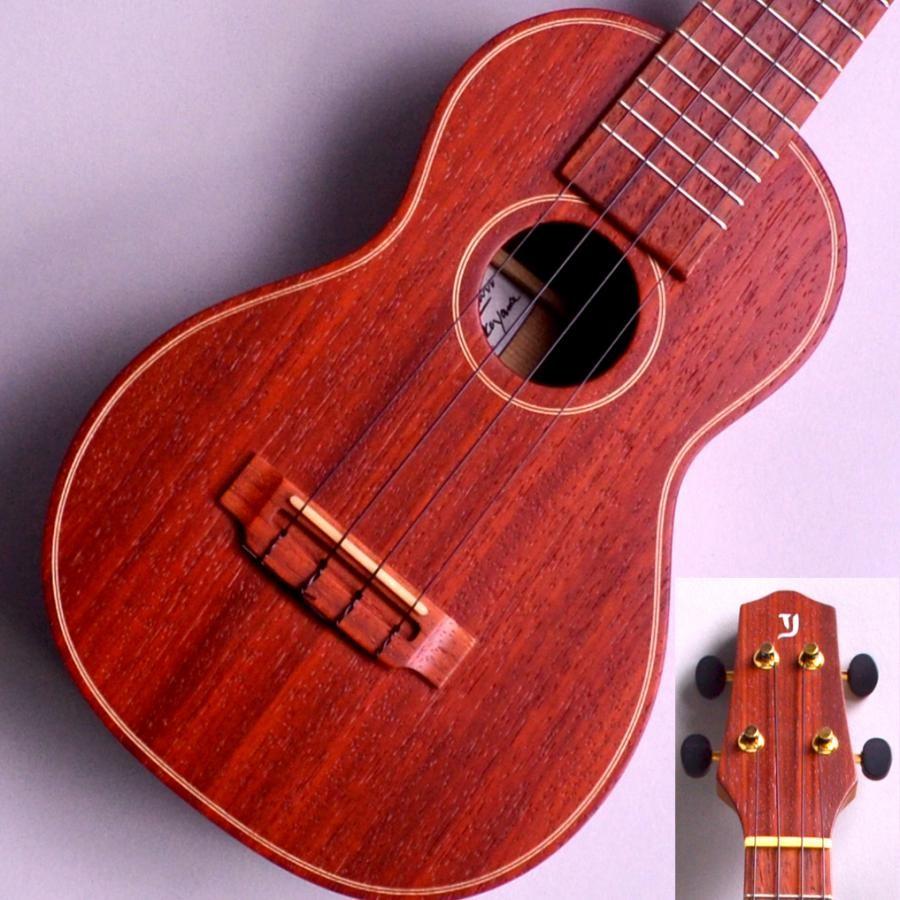 Yokoyama Guitars YU-16 【信州産/パドゥク単板】【送料無料/試奏動画】