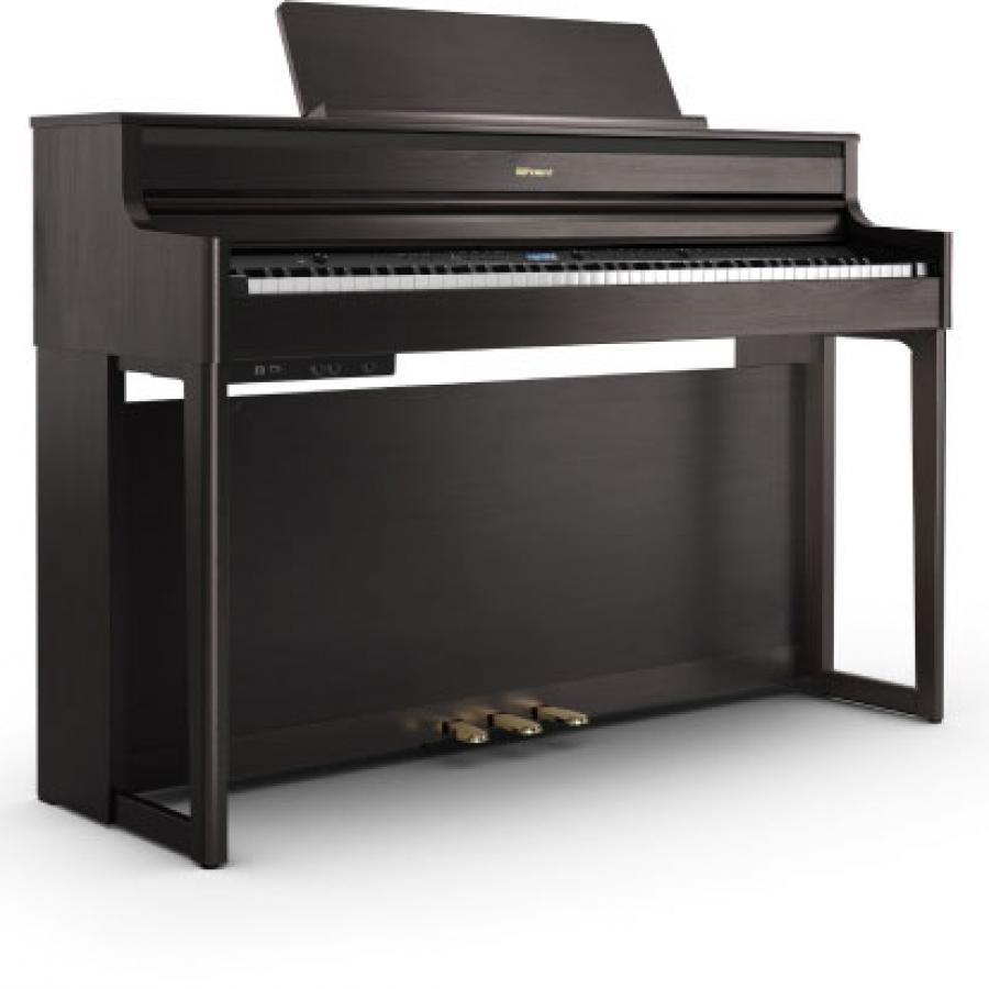 【ROLAND電子ピアノ】HP704-DRS(ダークローズウッド)