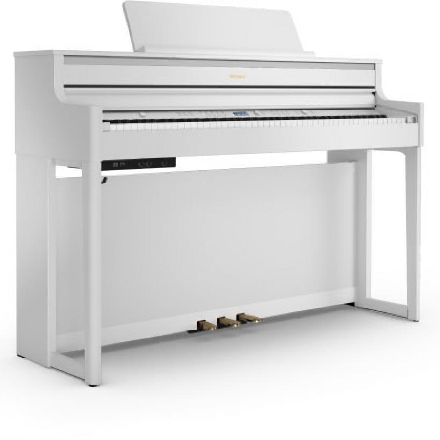 【ROLAND電子ピアノ】HP704-WHS(ホワイト)