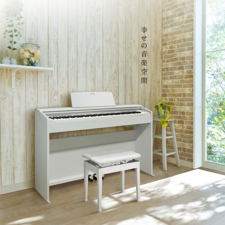 【CASIO電子ピアノ】PX-2000GP