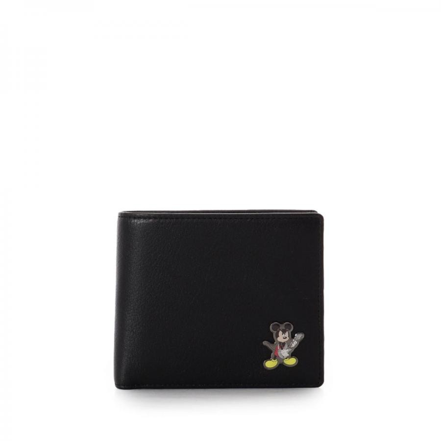 ディズニーコレクション「ギターミッキー」 折財布