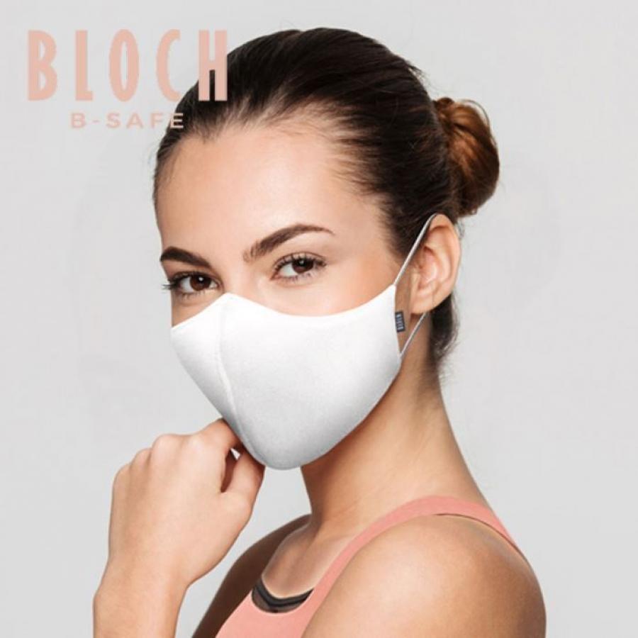BLOCH ブロック ソフトストレッチマスク
