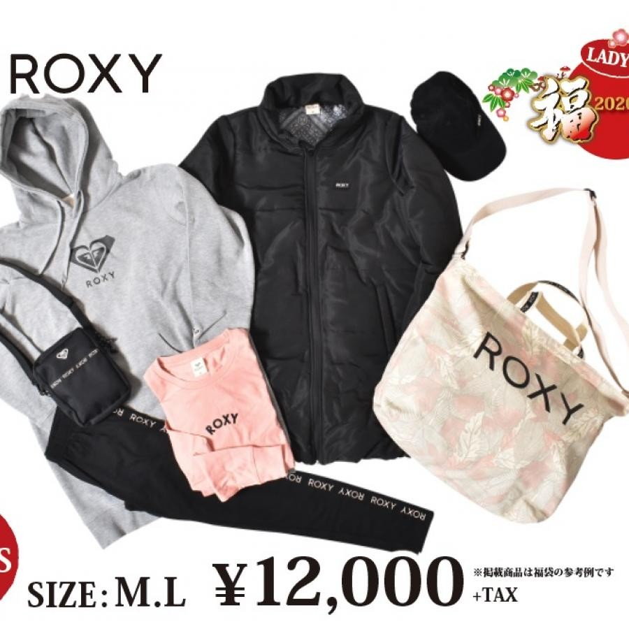 【レディース福袋】ROXY