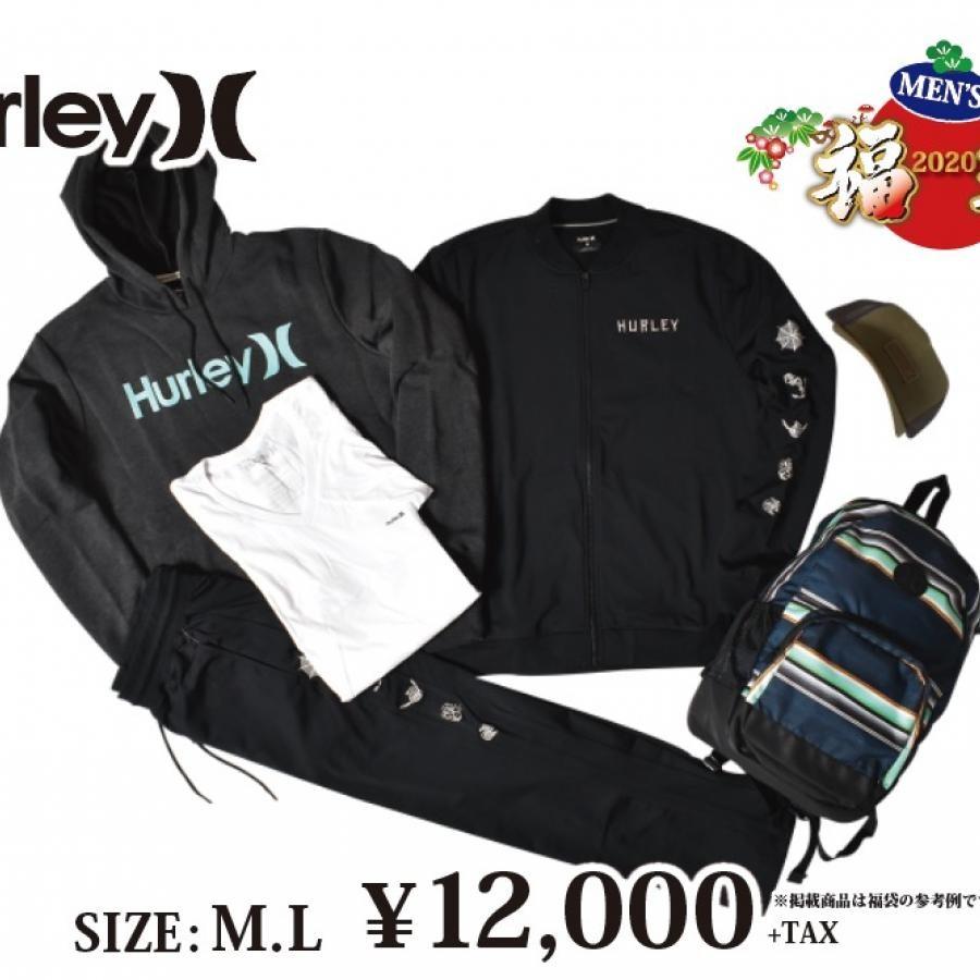 【メンズ福袋】HURLEY
