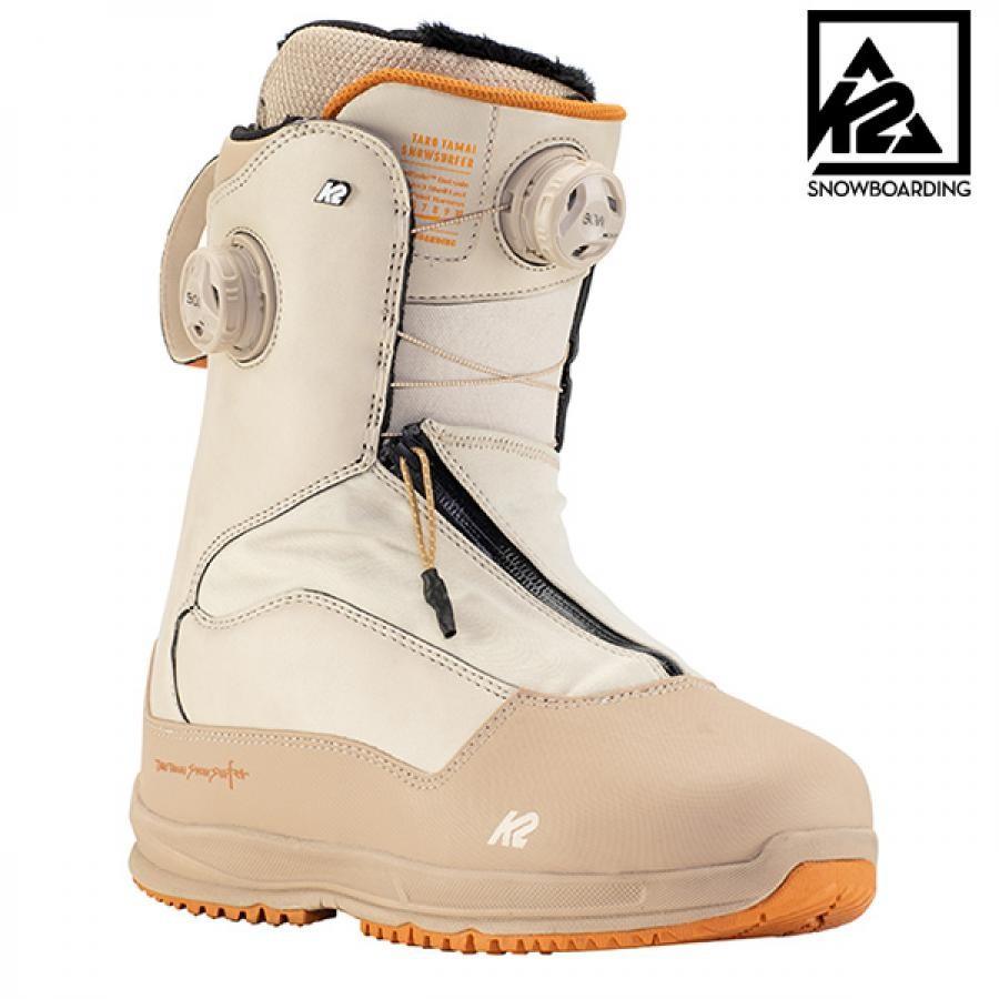 スノーボード ブーツ K2 ケーツー TARO TAMAI SNOWSURFER タロウ タマイ スノーサーファー 20-21モデル