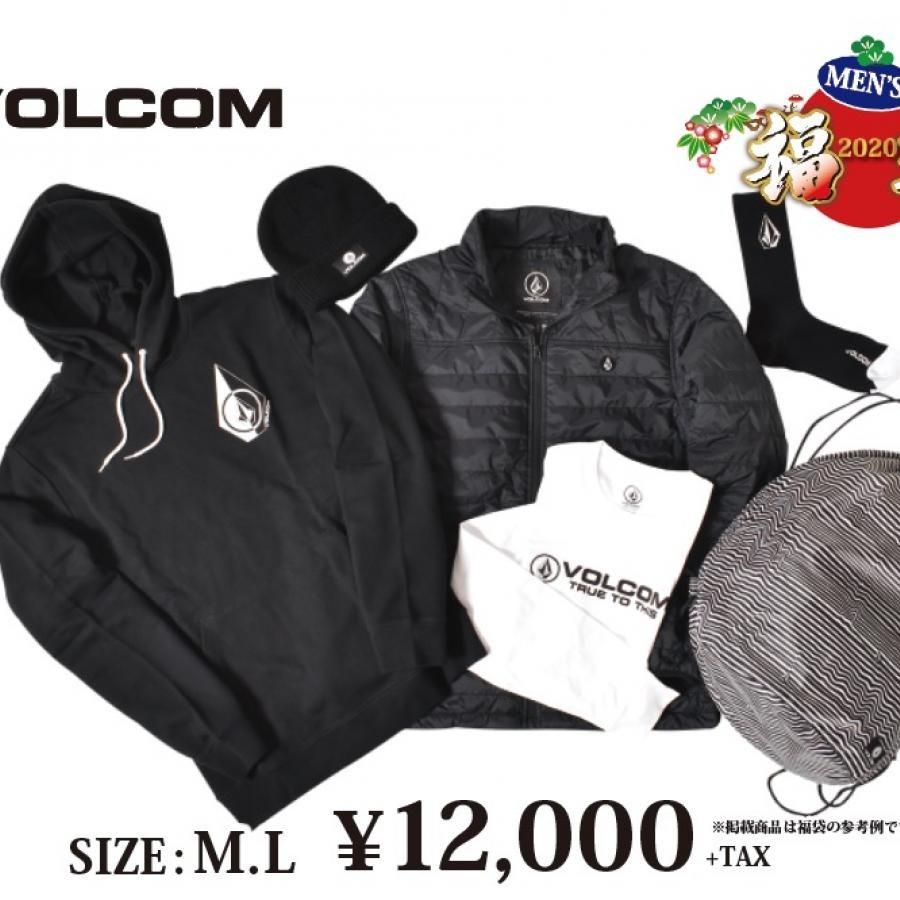 【メンズ福袋】VOLCOM