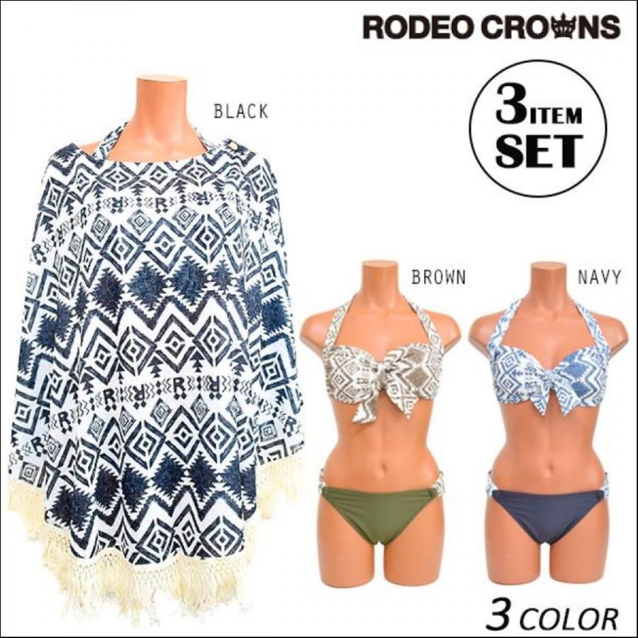 【レディース】特別価格 RODEO CROWNS(ロデオクラウンズ) 水着