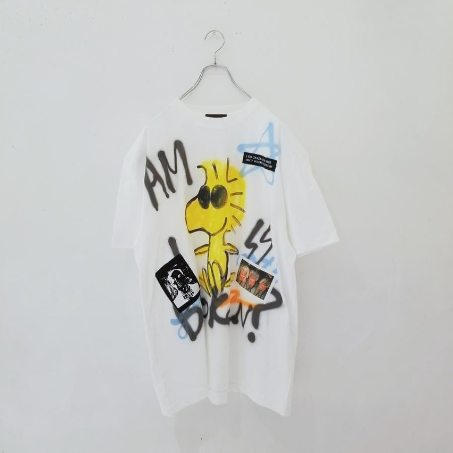 guernika painted tee