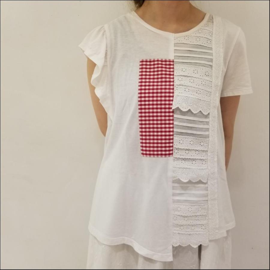 Rae イチゴジャム リメイクTシャツ