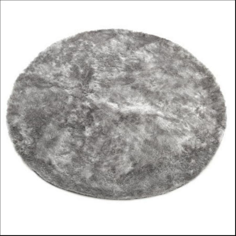 シャギーラグ 円型150㎝