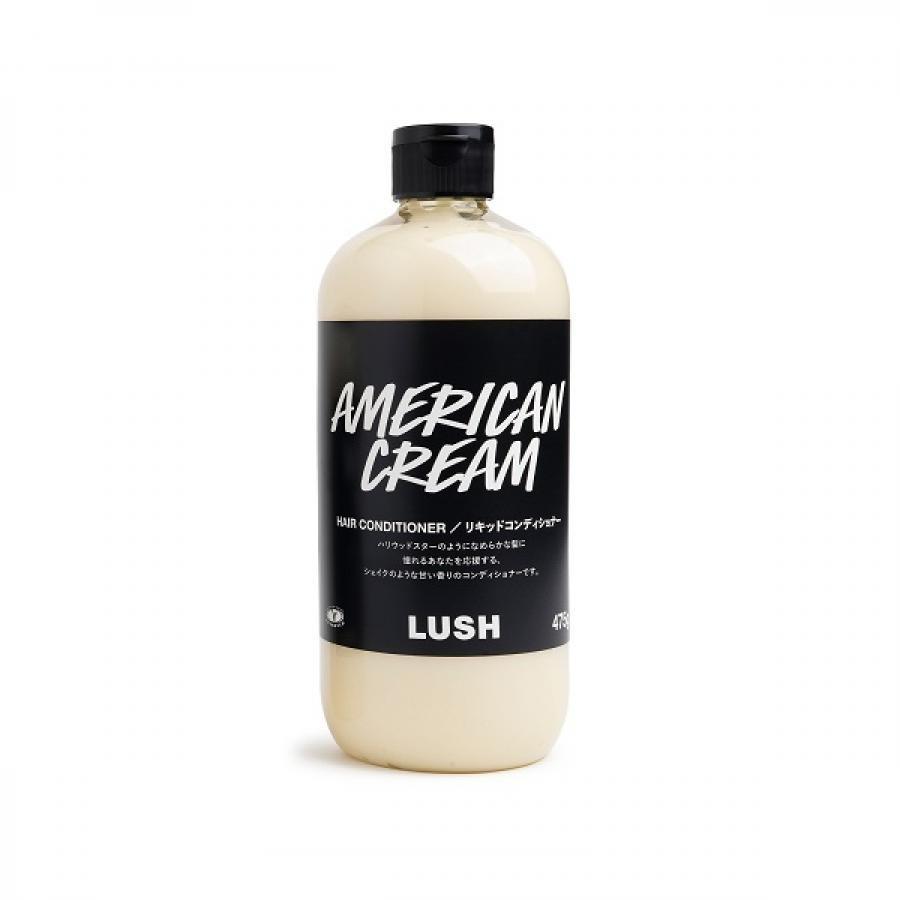 LUSH アメリカン・クリーム 475g
