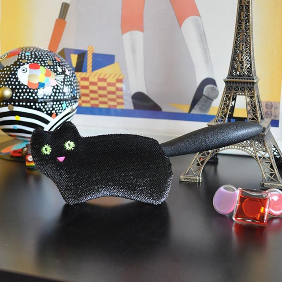 Pylones ネコの洋服ブラシ