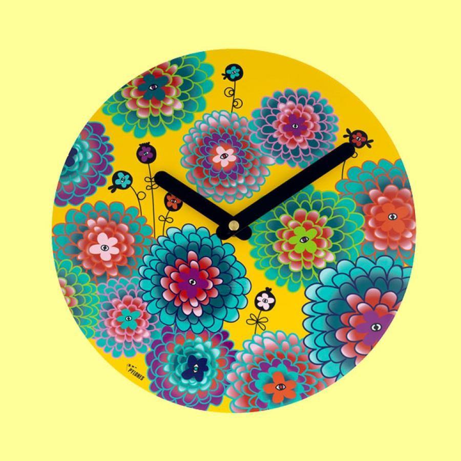 【予約*2月末入荷予定】Pylones 掛け時計
