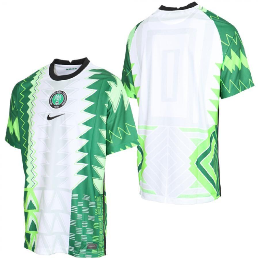 2020 ナイジェリア代表 HOMEレプリカユニフォーム