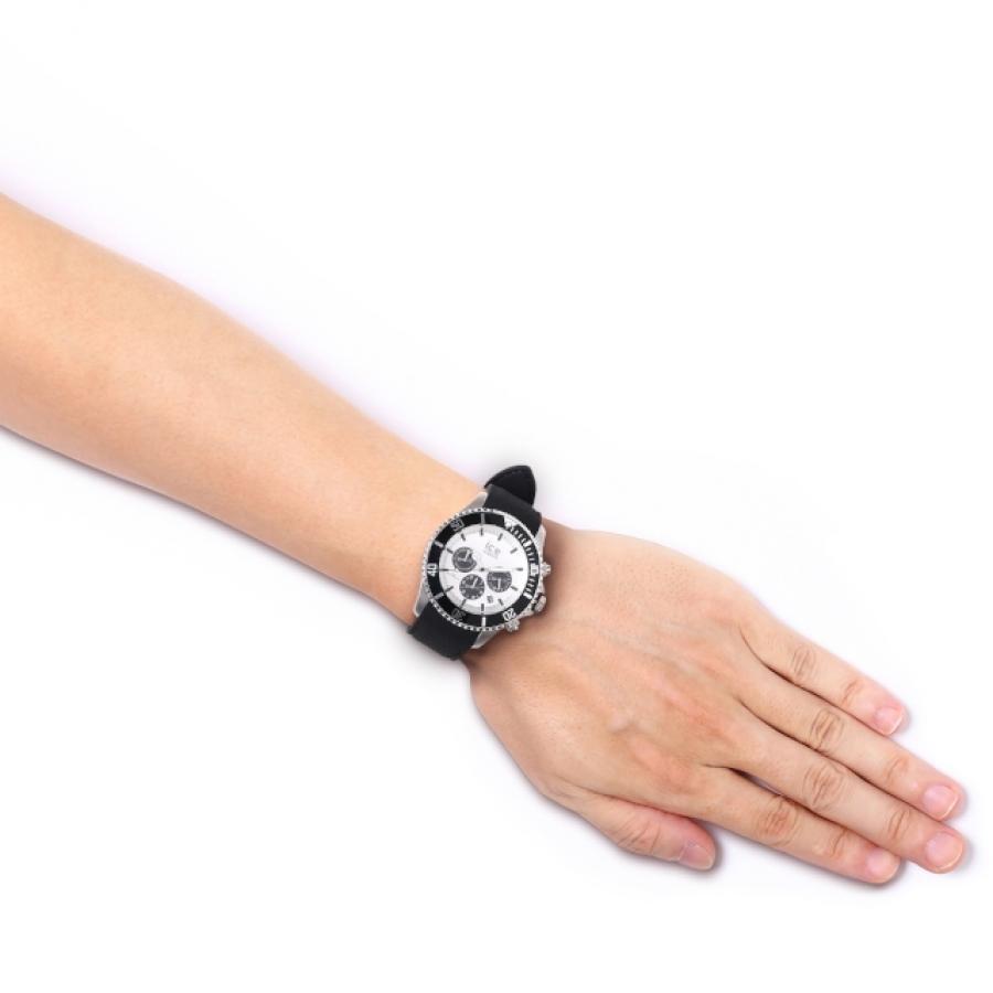 ICE steel chrono - アイススティールクロノ アイスウォッチ ice watch メンズ ICE steel