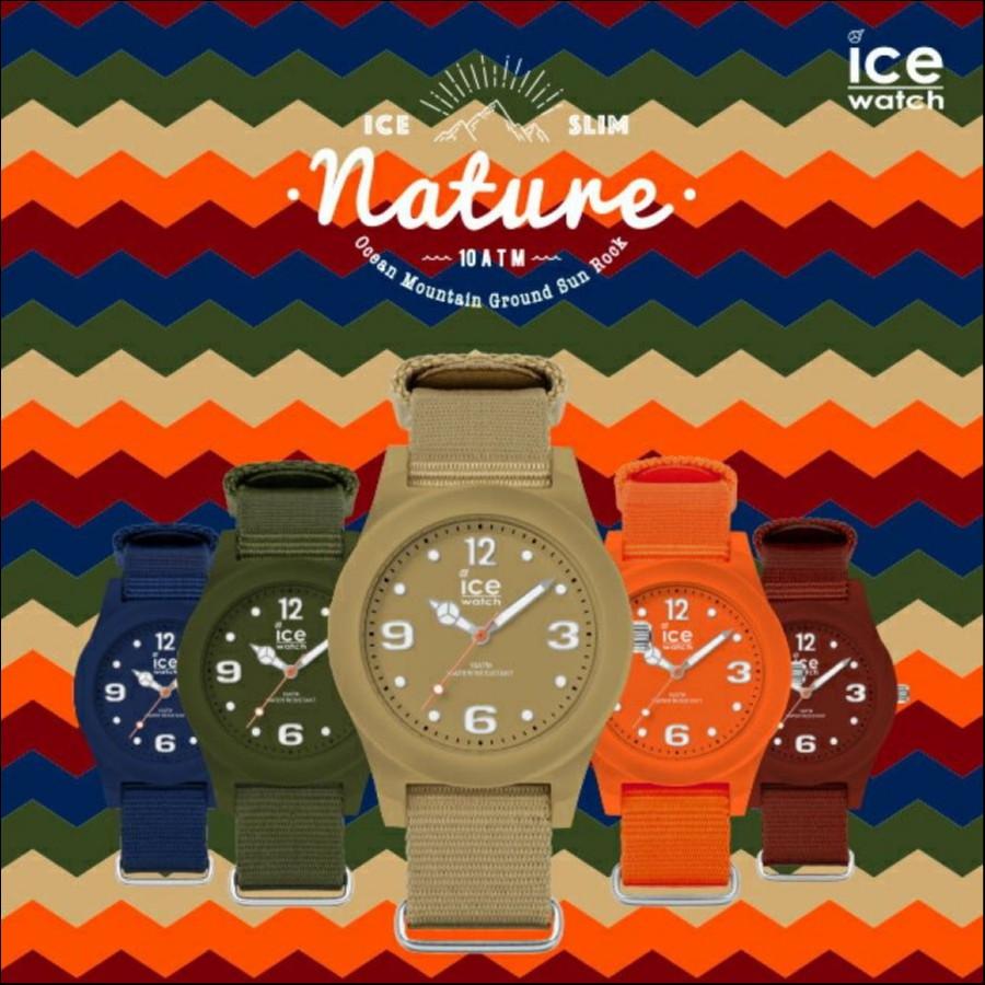 アイスウォッチ 腕時計 ICE-WATCH ICE slim nature - アイススリムネイチャー