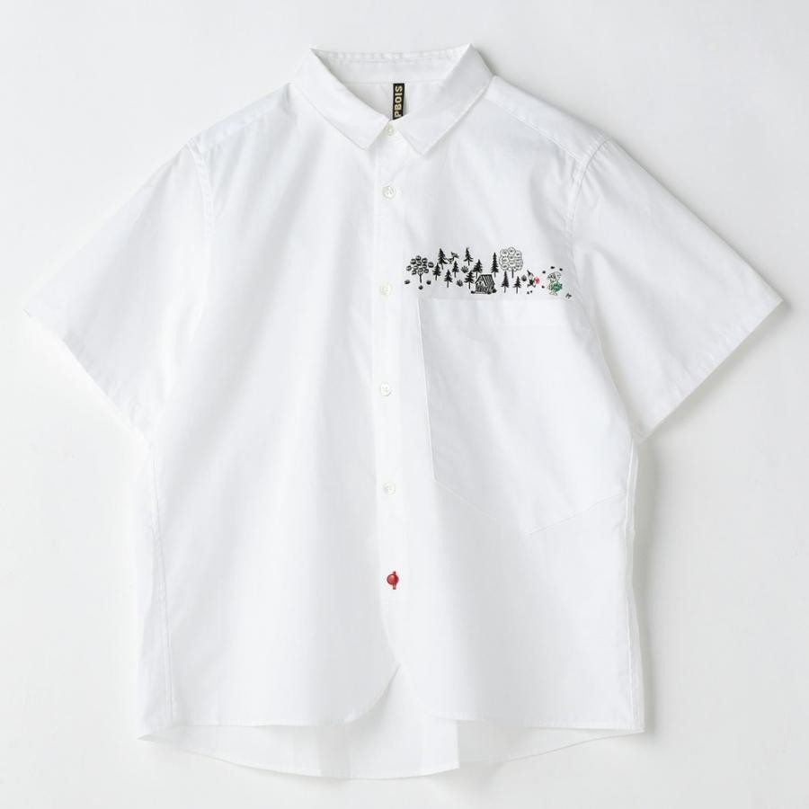 FRAPBOIS×Ryu シャツ