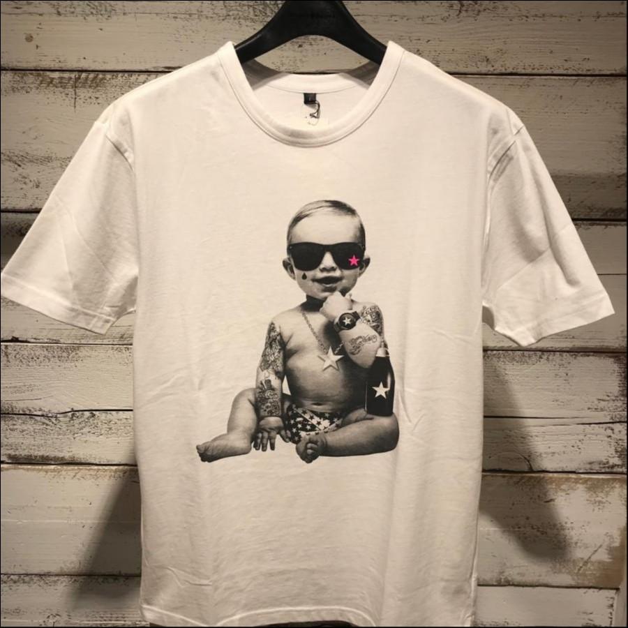 StarLean ベイビープリントTshirt