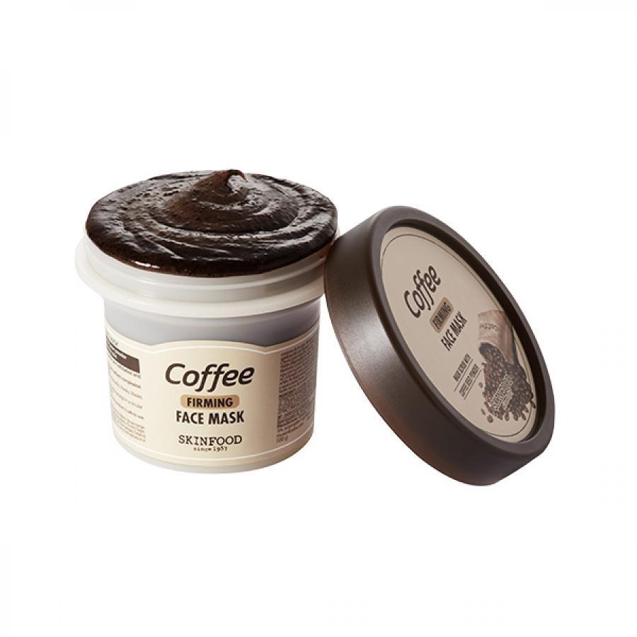 コーヒーファーミングフェイスマスク
