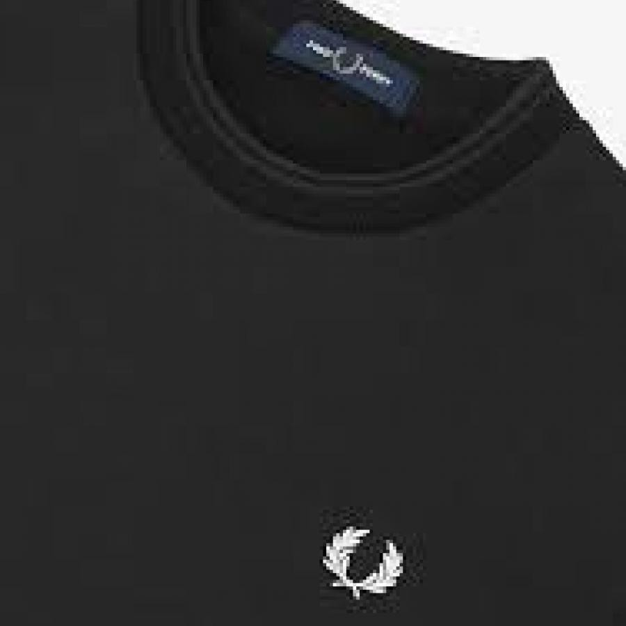 PRINTED LAUREL WREATH SWEAT
