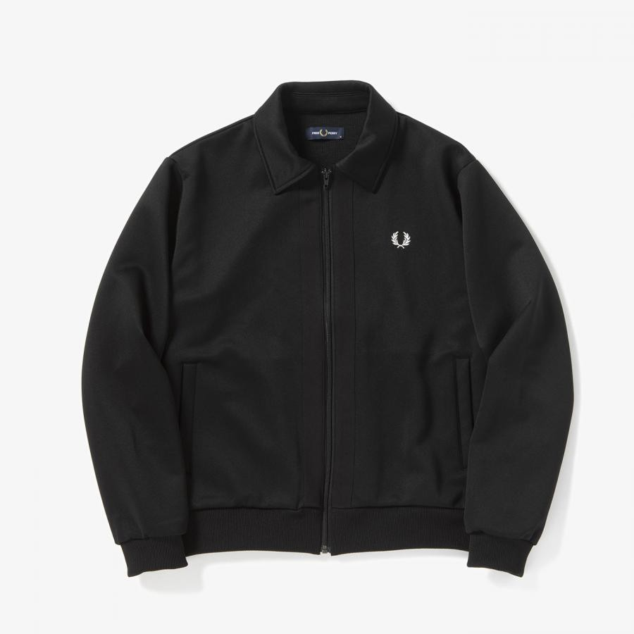 TRICOT TRACK JACKET