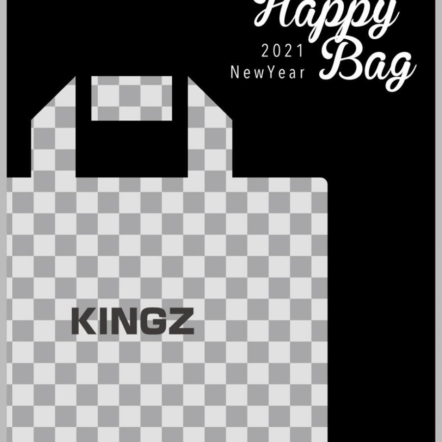 2021 KINGZ福袋(3万円) 予約スタート!