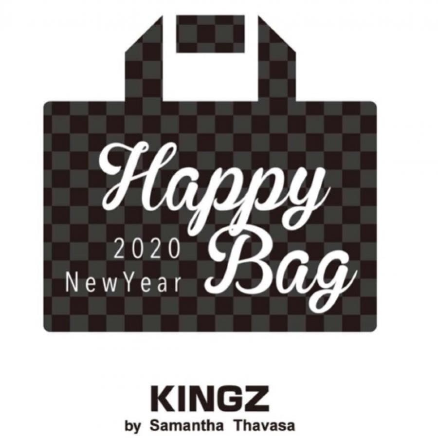[ 2020 HAPPY BAG ] KINGZ by Samantha Thavasa
