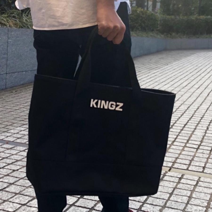 KINGZキャンバストートバッグ
