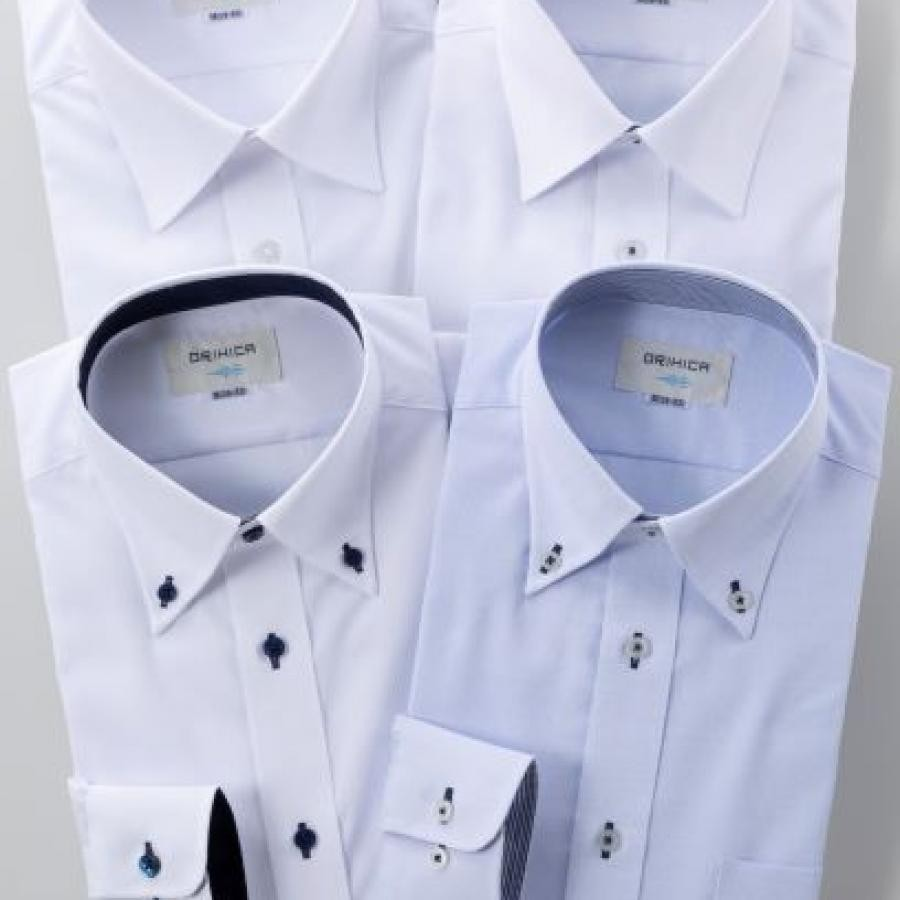 【福袋】ワイシャツ4点