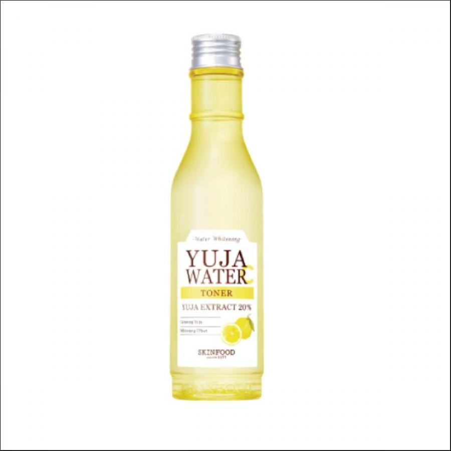 ゆず ウォーターCトナー(化粧水)