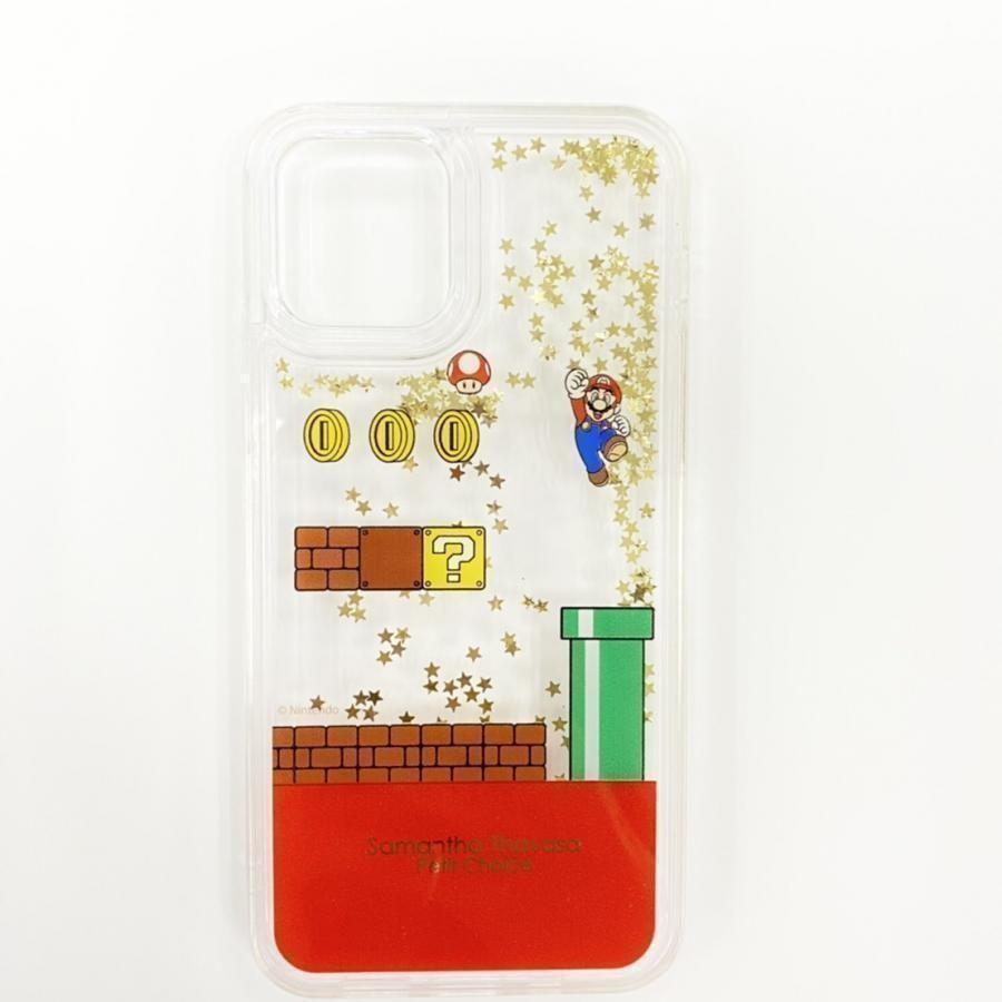 【パルコ×スーパーマリオ コラボアイテム】 ■iPhoneケース 12/12pro用