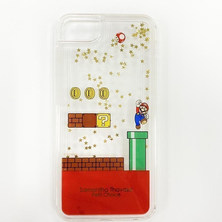 【パルコ×スーパーマリオ コラボアイテム】 ■iPhoneケース 7-8用