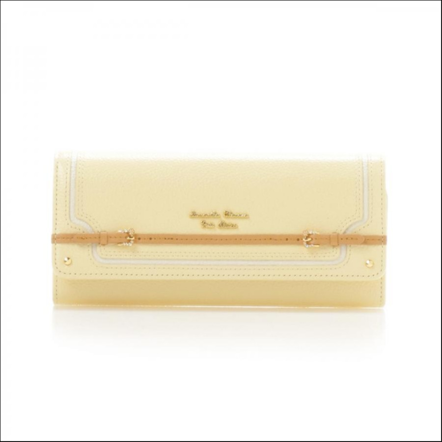 ベルトデザインシリーズ かぶせ長財布
