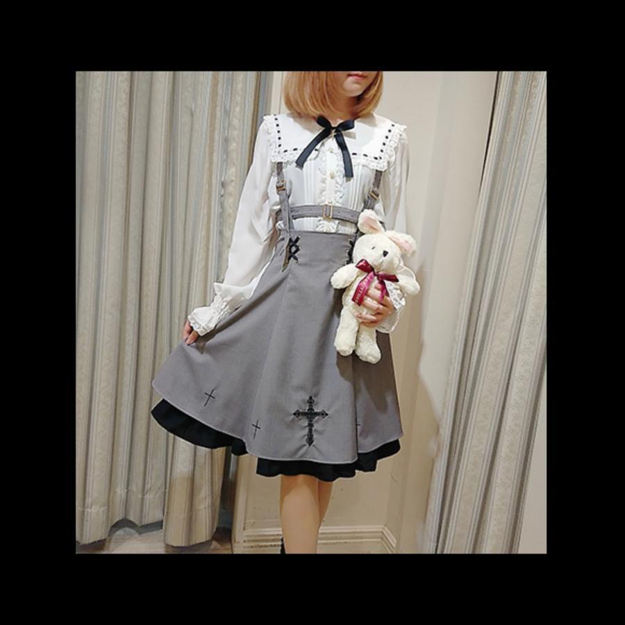 Rosary ハーネス風スカート