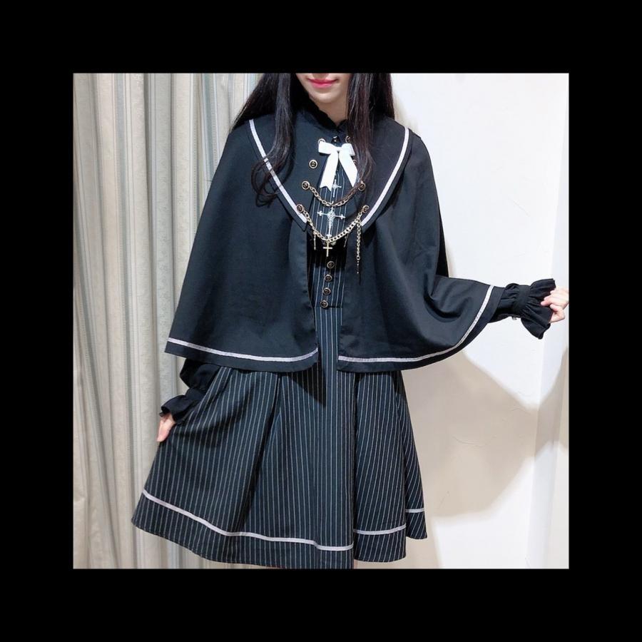 Rosary Vampireケープマント付ジャンスカ