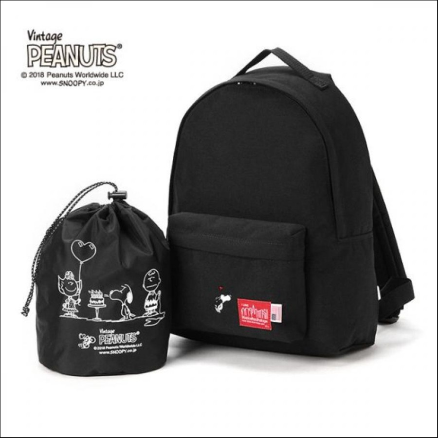 PEANUTS Big Apple Backpack JR