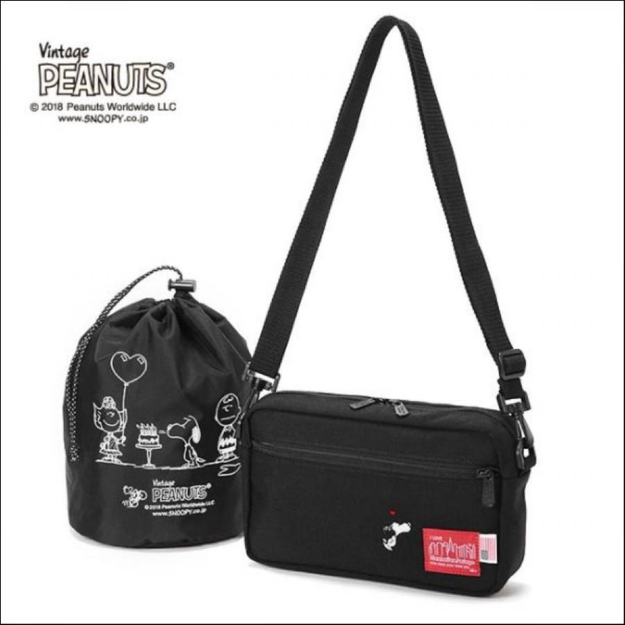 Manhattan Portage × PEANUTS Jogger Bag
