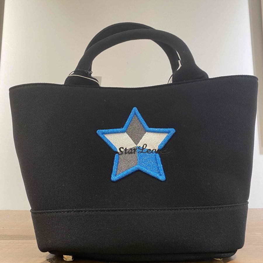 Star Lean コットンキャンバスミニトートバッグ