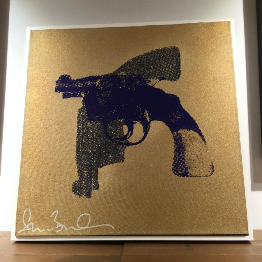 shanebowden pistol  art