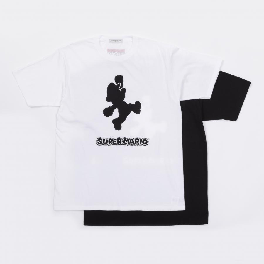 PARCO×SUPER MARIO  (JUMP) / T-shirts WHITE