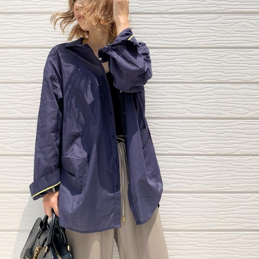 【吉祥寺店限定10%OFF】コットンローンスキッパーシャツ