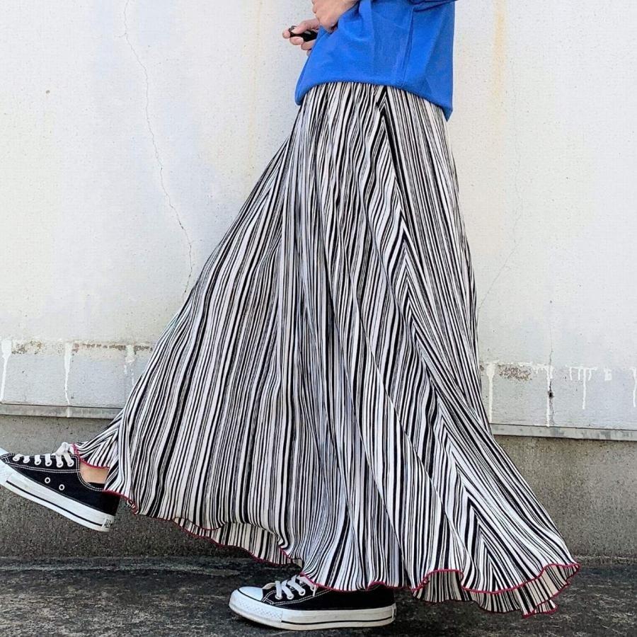 【期間限定Price】マイクロプリーツフレアスカート